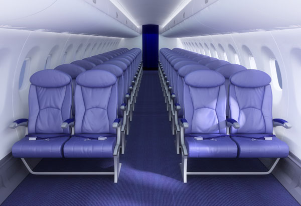 Aircraft Interior Design