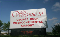 George Bush Intercontinental