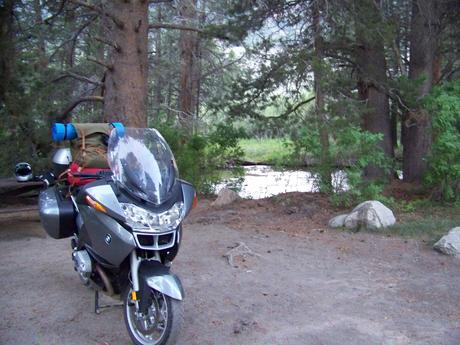 Vacation 2008--Honeymoon Flat Campground